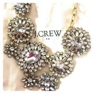 J.Crew Factory statement necklace.